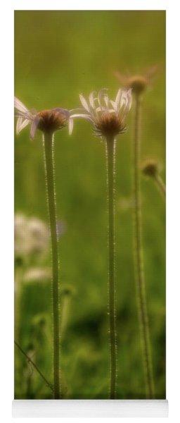 Field Of Flowers 3 Yoga Mat