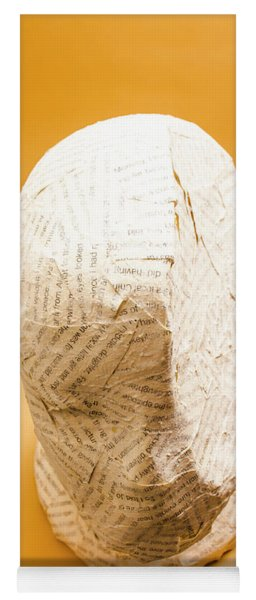 Figurative Poetry Yoga Mat