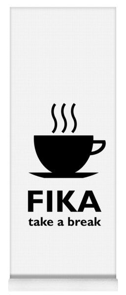 Fika - Take A Break Yoga Mat