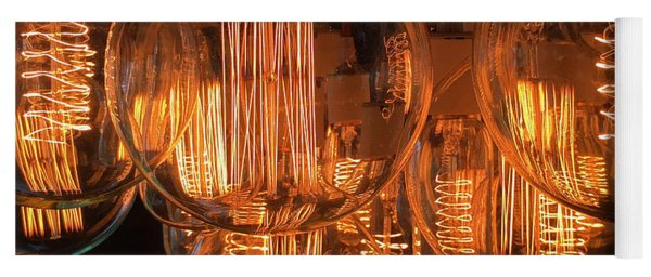 Filaments Yoga Mat