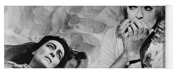 Film: Baby Jane, 1962 Yoga Mat