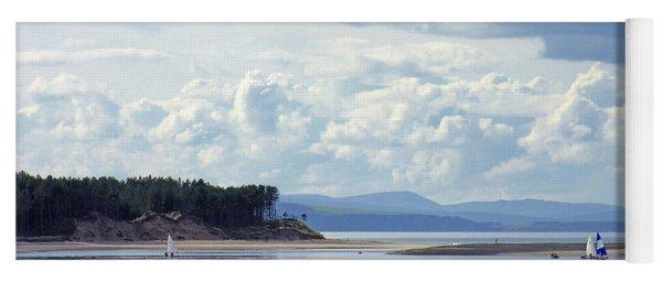 Findhorn Bay - Moray Firth Yoga Mat