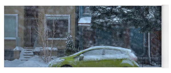 Winter-2014 Yoga Mat