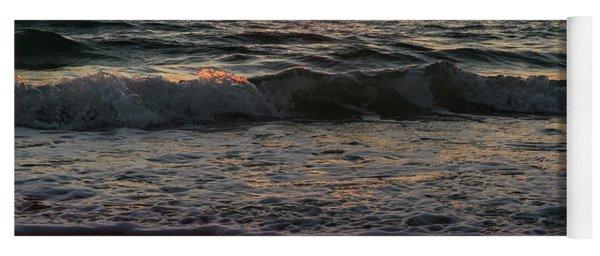 Cape San Blas Sunset Yoga Mat