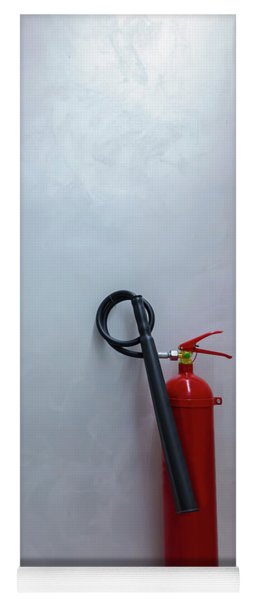 Fire Extinguisher Yoga Mat
