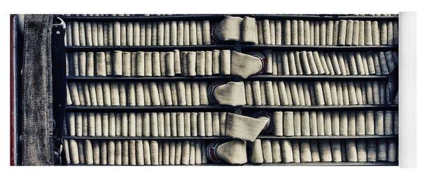 Fire Hose Yoga Mat