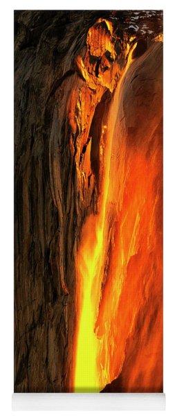 Firewater Yoga Mat
