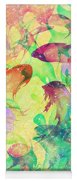 Fish Dreams Yoga Mat