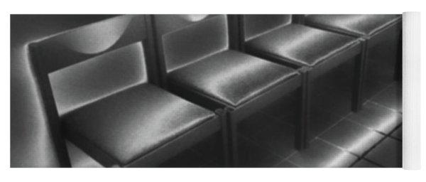 Five Empty Chairs Yoga Mat
