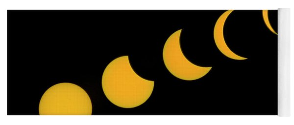 Five Phases Of The Eclipse Yoga Mat