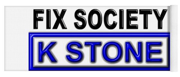 Fix Society 2nd Edition Yoga Mat