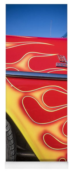Flames Yoga Mat