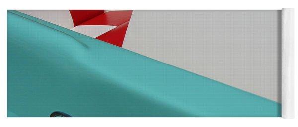 Fleetform Powerboat Ll Yoga Mat