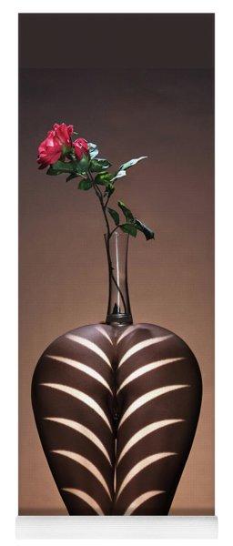 Fleur Sur Le Vasse Yoga Mat