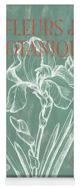 Fleurs De Botanique Yoga Mat
