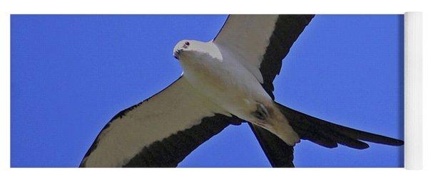 Flight Of The Kite Yoga Mat