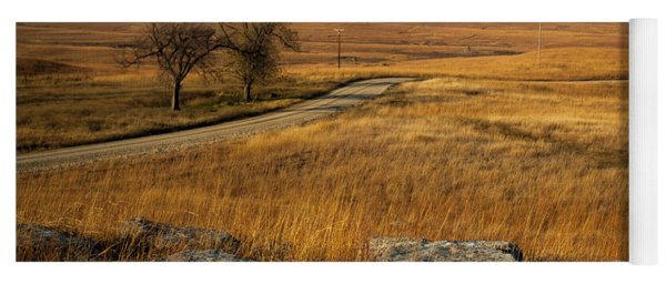 Flint Hills Two Trees Yoga Mat