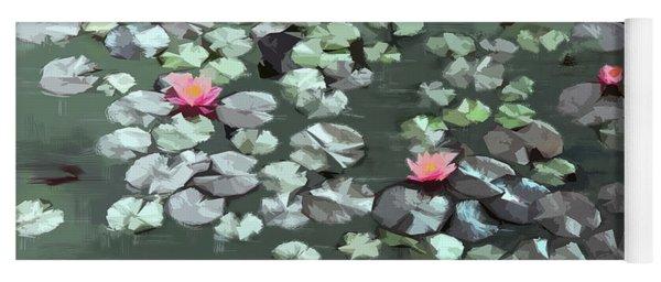 Floating Yoga Mat