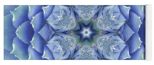 Flora Muse Mandala Yoga Mat