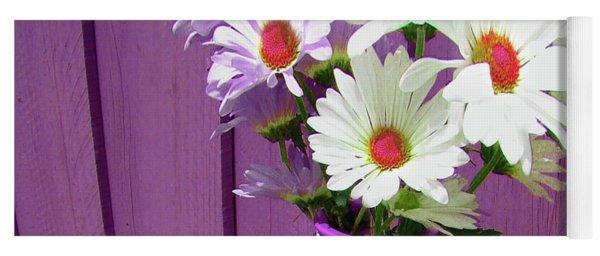 Floral Art 335 Yoga Mat