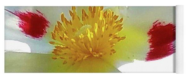 Floral Impressions Yoga Mat