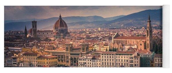 Florence, Italy Yoga Mat