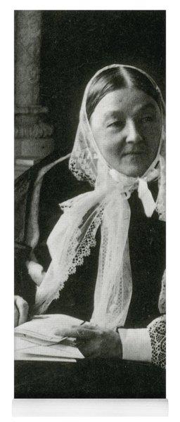 Florence Nightingale, English Nurse Yoga Mat