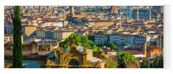Florentine Vista Yoga Mat