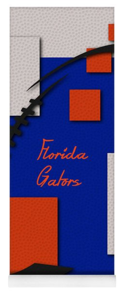 Florida Gators Art Yoga Mat