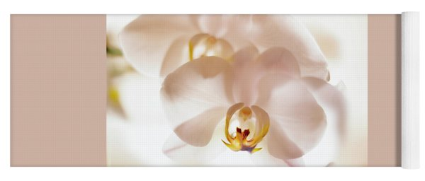 Yoga Mat featuring the photograph Flowers Delight- by JD Mims