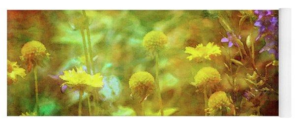 Flower Garden 1310 Idp_2 Yoga Mat