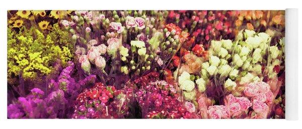 Flower Market Yoga Mat