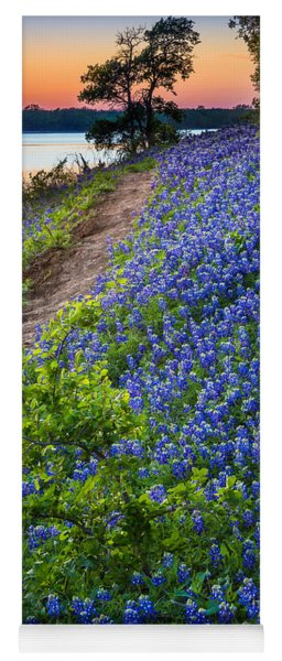 Flower Mound Yoga Mat