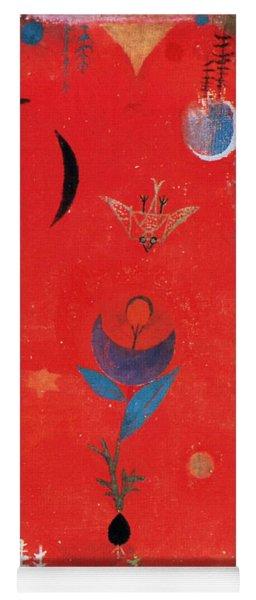 Flower Myth Yoga Mat