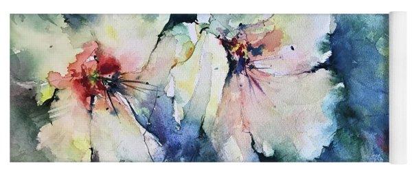 Flower Series   Uploaded For Kaye Yoga Mat