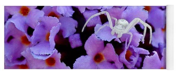 Flower Spider Yoga Mat