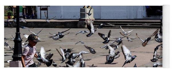 Fly Birdies Fly Yoga Mat