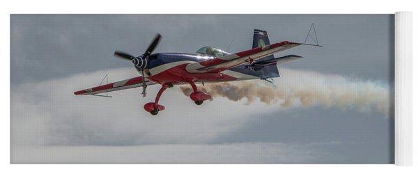 Flying Acrobatic Plane Yoga Mat