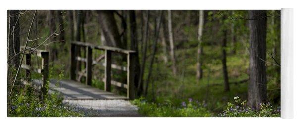 Follow The Path Yoga Mat