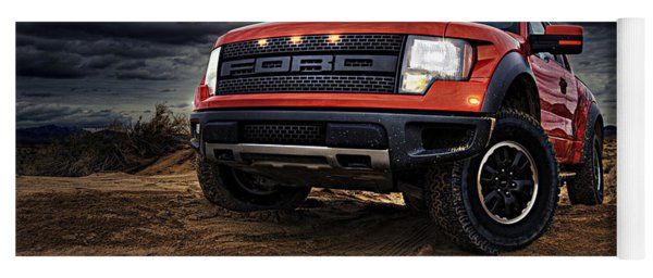 Ford F 150 Raptor  Yoga Mat