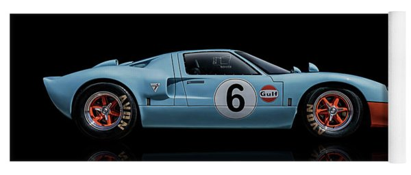 Ford Gt 40 Yoga Mat