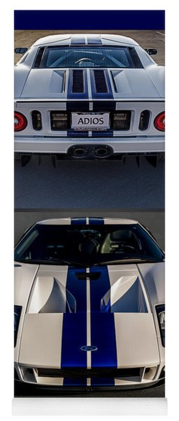 Ford Gt Yoga Mat