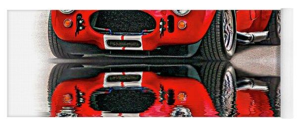 Ford/shelby Ac Cobra - Reflection Yoga Mat