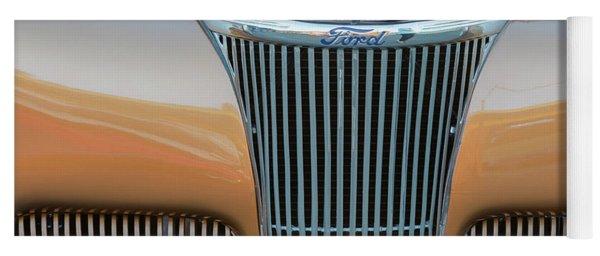 Ford V8 Yoga Mat
