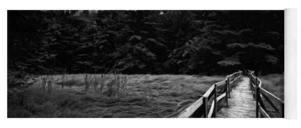 Fore River Marsh Yoga Mat