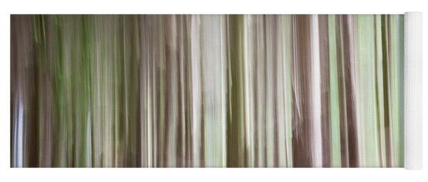Forest Fantasy 3 Yoga Mat