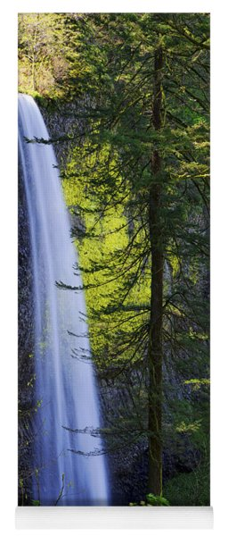 Forest Mist Yoga Mat