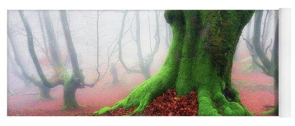 Forest Speeches Yoga Mat