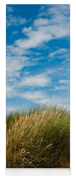 Formby Sand Dunes And Sky Yoga Mat
