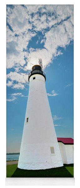 Fort Gratiot Lighthouse Yoga Mat